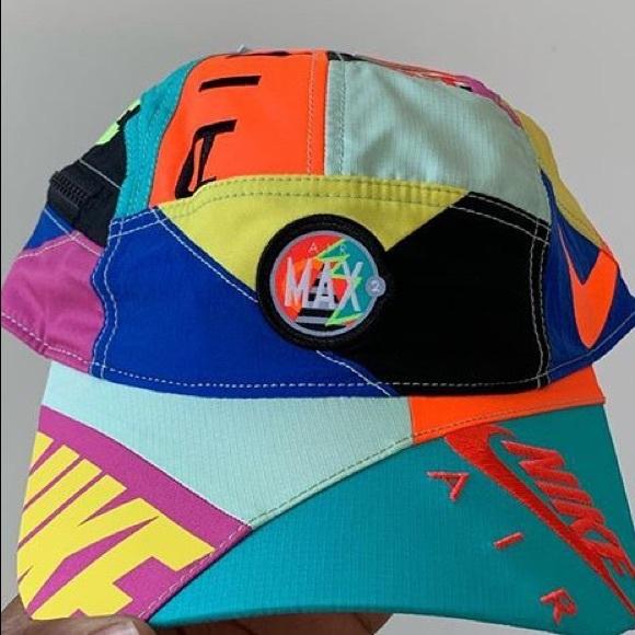 Nwt Nike X Atmos Hat Collab Os Air Max2